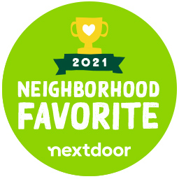 Nextdoor badge