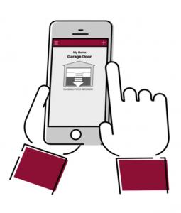 LiftMaster MyQ Mobile App