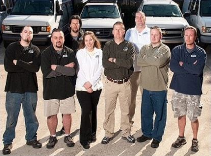 Garage Door Specialists Team