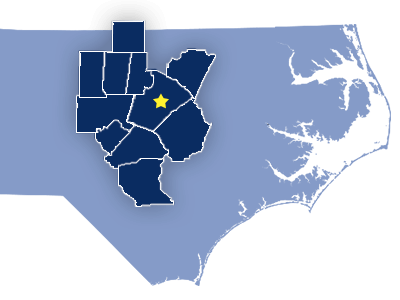 Raleigh Service Area