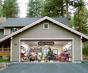 Garage Door Decor