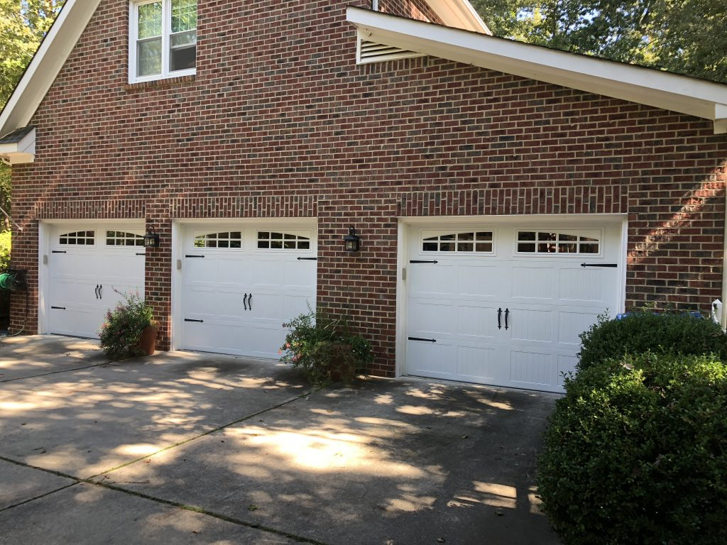 garage doors raleigh