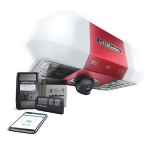 liftmaster 85503 opener with camera