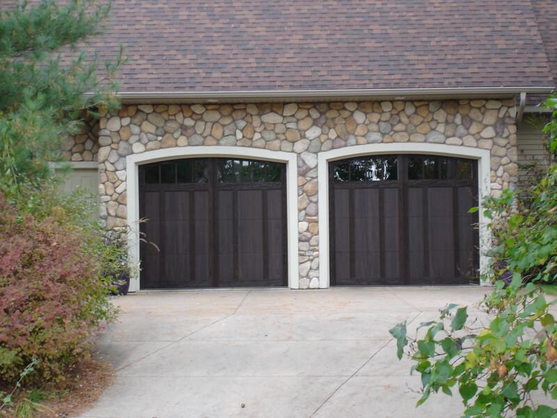 shoreline garage door