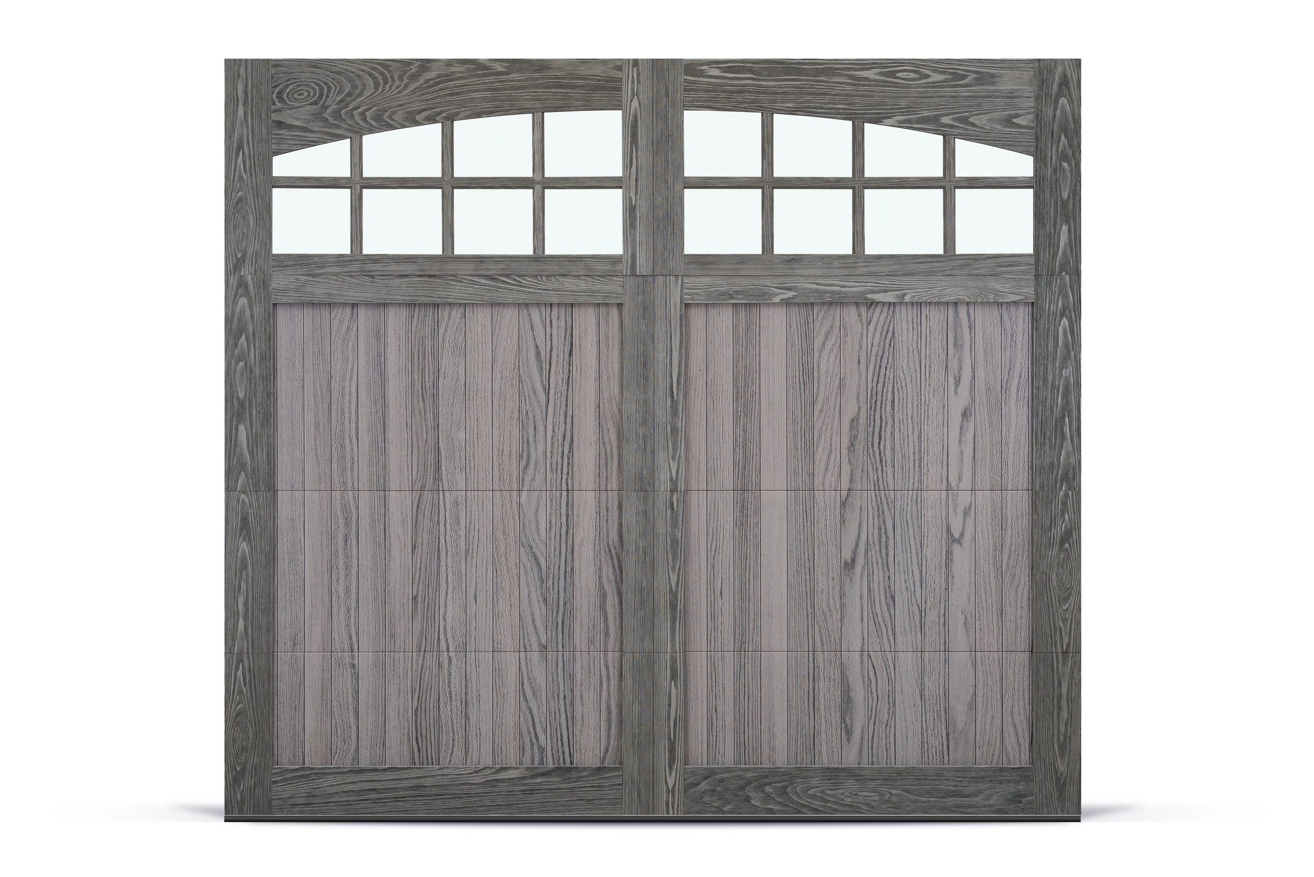 CHI shoreline garage door